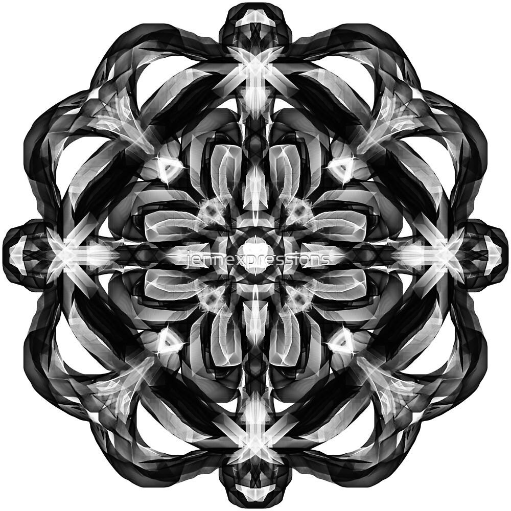 Crystal Mandala by jennexpressions