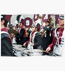 Marching Band Poster