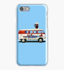 Custom VW Root Beer Camper iPhone Case/Skin