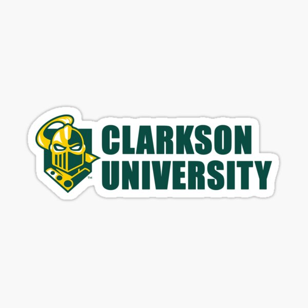 CLARKSON UNIVERSITY Sticker