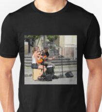 Gamla Stan Musicians Unisex T-Shirt