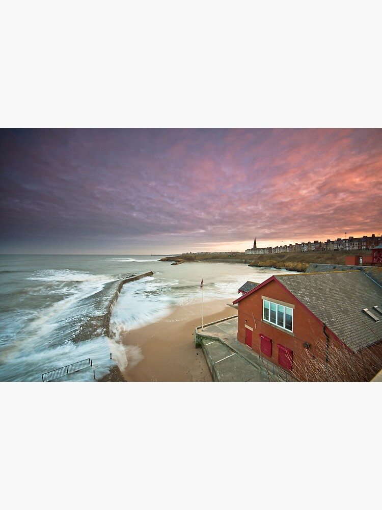 Cullercoats harbour by tontoshorse