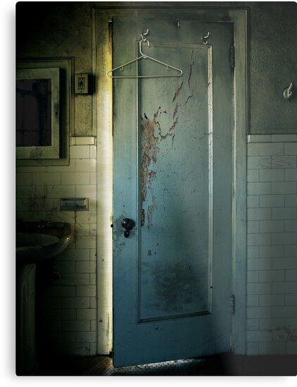 Behind Closed Doors by Chris Williams