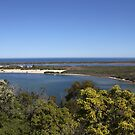 The Gippsland Lakes by Erial