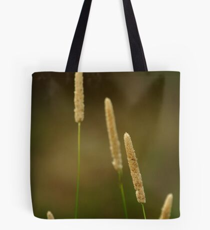 Summer Grasses Tote Bag
