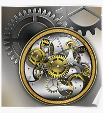 mechanical watches Poster