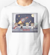 Space Station Excursion T-Shirt