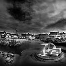 Frank Kitts Park Lagoon No. 2 by Derek Kan