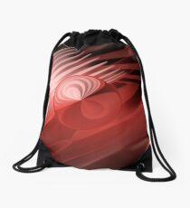 Red Wine Drawstring Bag