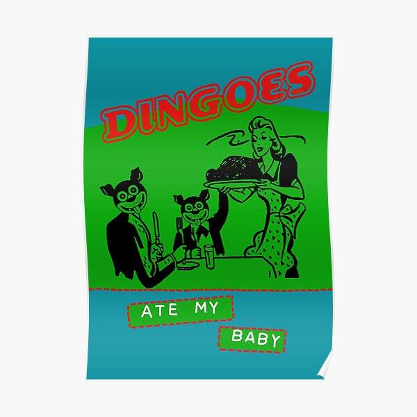 Dingoes a mangé mon bébé Poster