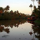 KUMARAKOM Backwaters by Vivek Bakshi