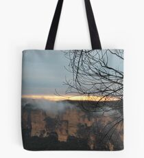 Evans Lookout Sunrise.4-1-11. Tote Bag