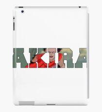 Akira Tetsuo  iPad Case/Skin