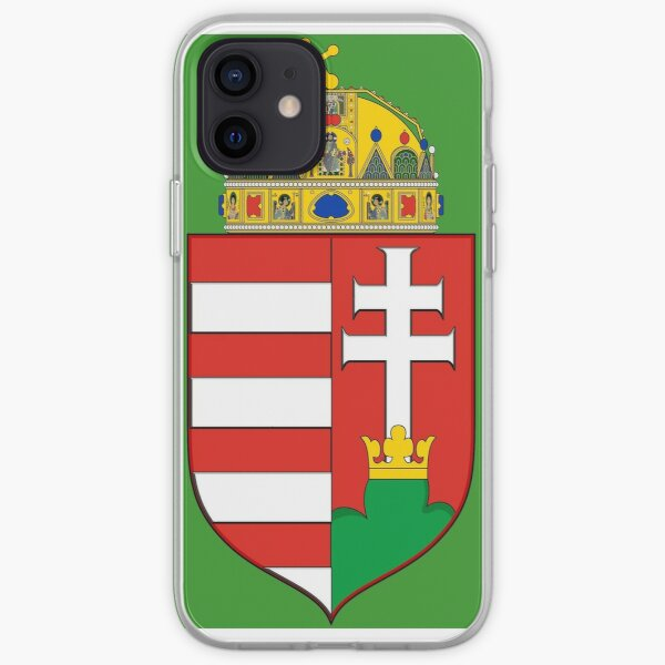 Coat of Arms of the Kingdom of Hungary iPhone Soft Case