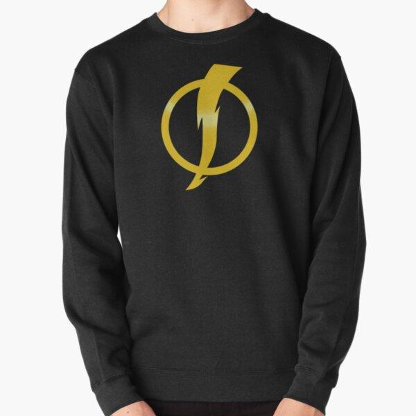 Static Shock Logo Pullover Sweatshirt