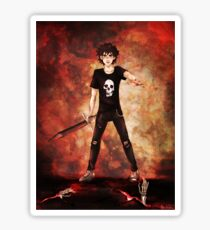 Son of the Underworld Sticker