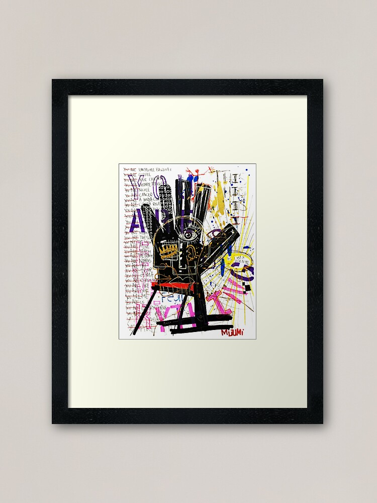 Alternate view of You Are Everything Framed Art Print