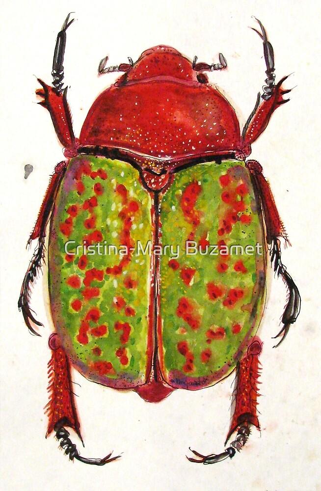 Bug 012 by Cristina-Mary Buzamet