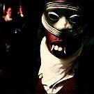 Carnival, Mask by jeff lamb