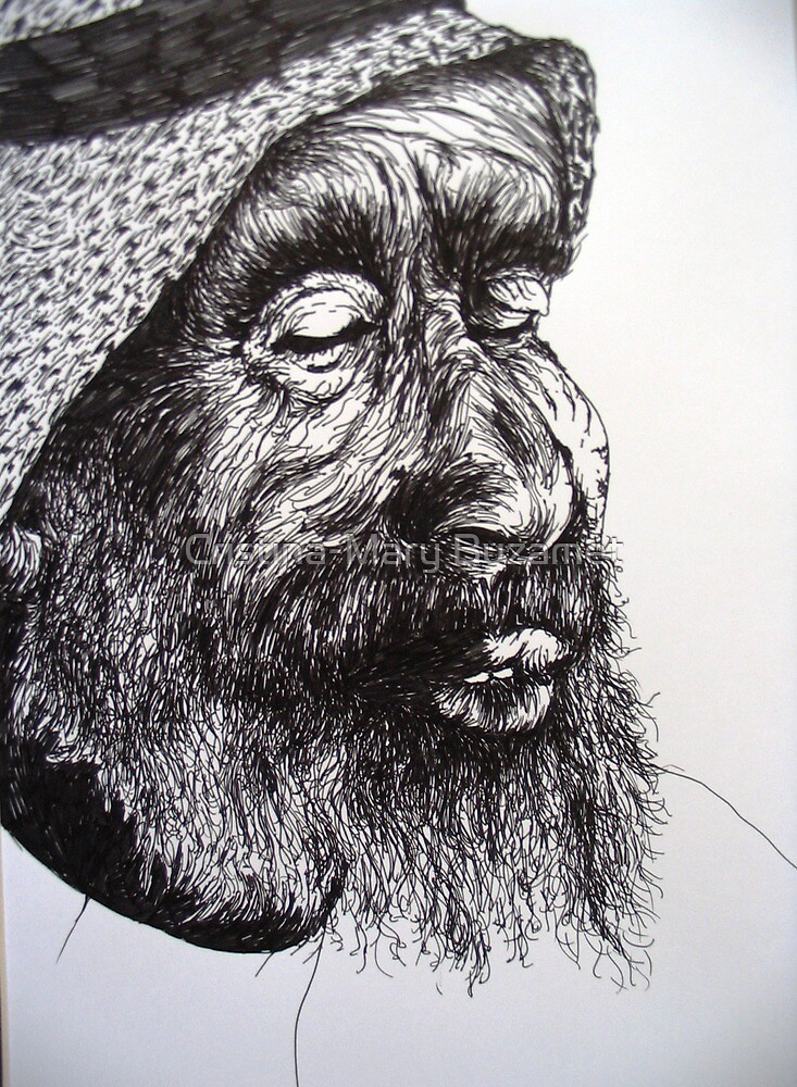 Arab by Cristina-Mary Buzamet