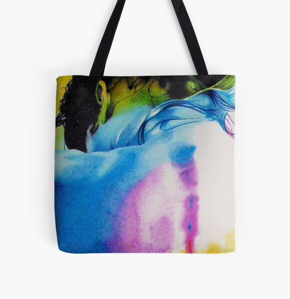 Hold me All Over Print Tote Bag