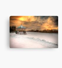 The Bandstand Canvas Print