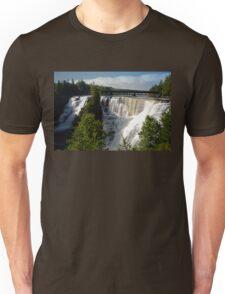 Kakabeka Falls Ontario Unisex T-Shirt