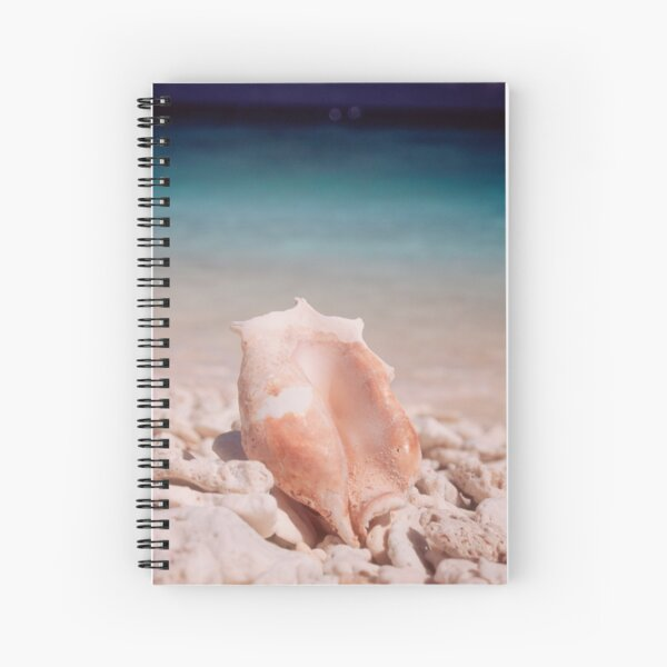 Can you hear the ocean? Spiral Notebook