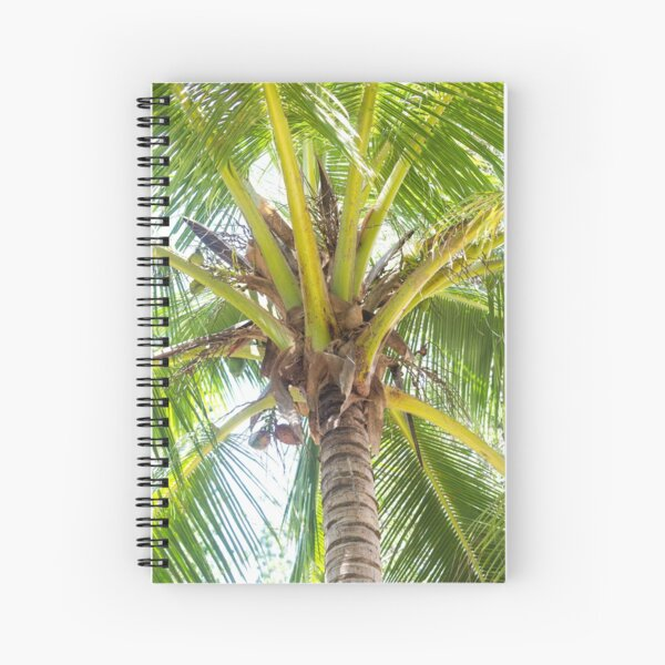 In the Summertime Spiral Notebook