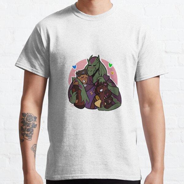 Our favorite flower loving trio. Classic T-Shirt