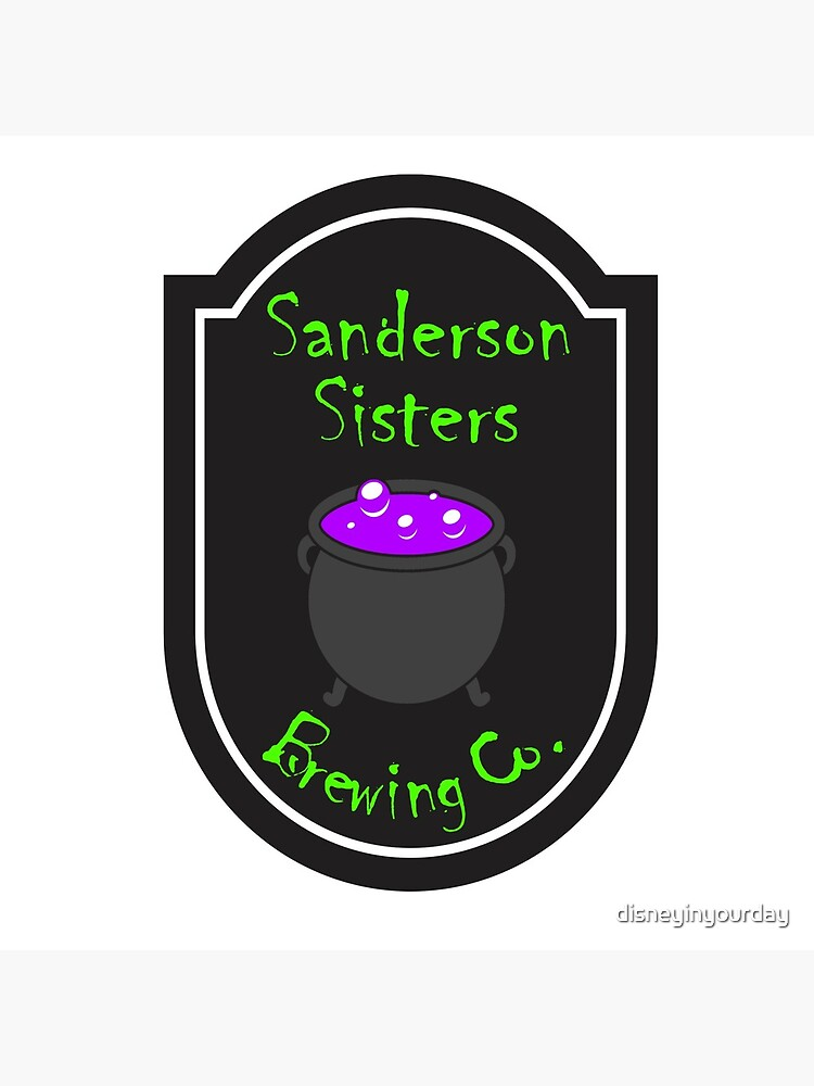 Sanderson Sisters Brewing Company by disneyinyourday
