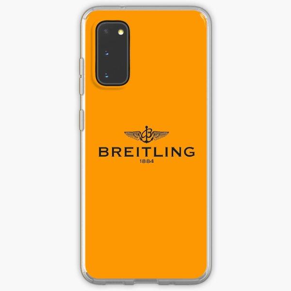 Breitling Logo Samsung Galaxy Soft Case