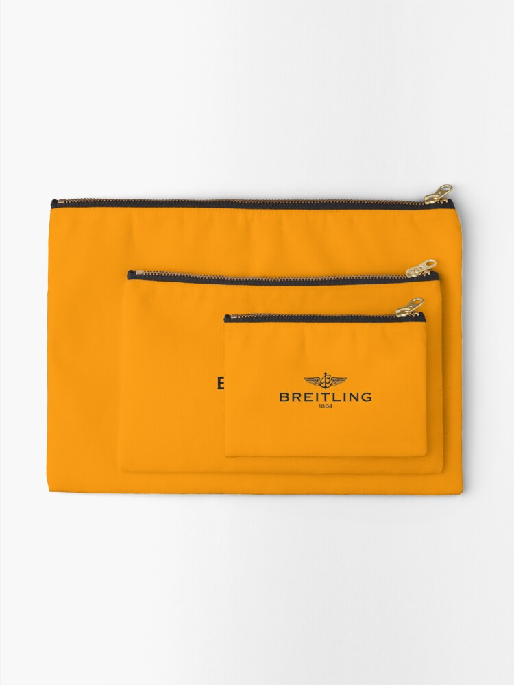 Alternate view of Breitling Logo Zipper Pouch