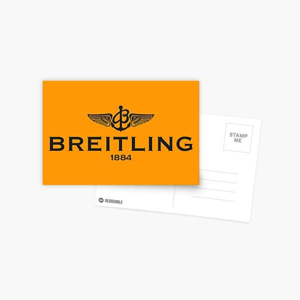 Breitling Logo Postcard