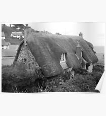 Cadgwith cottage, Cornwall Poster