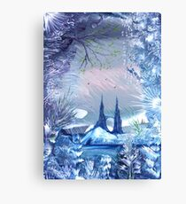 Paradise Unearthed Canvas Print