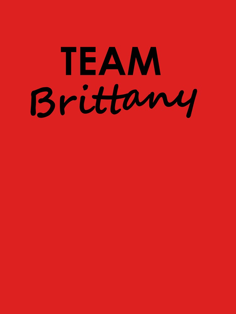Team Brittany - Clothing by embourne