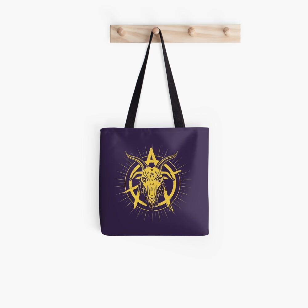 The Anti-Anarchrist Tote Bag