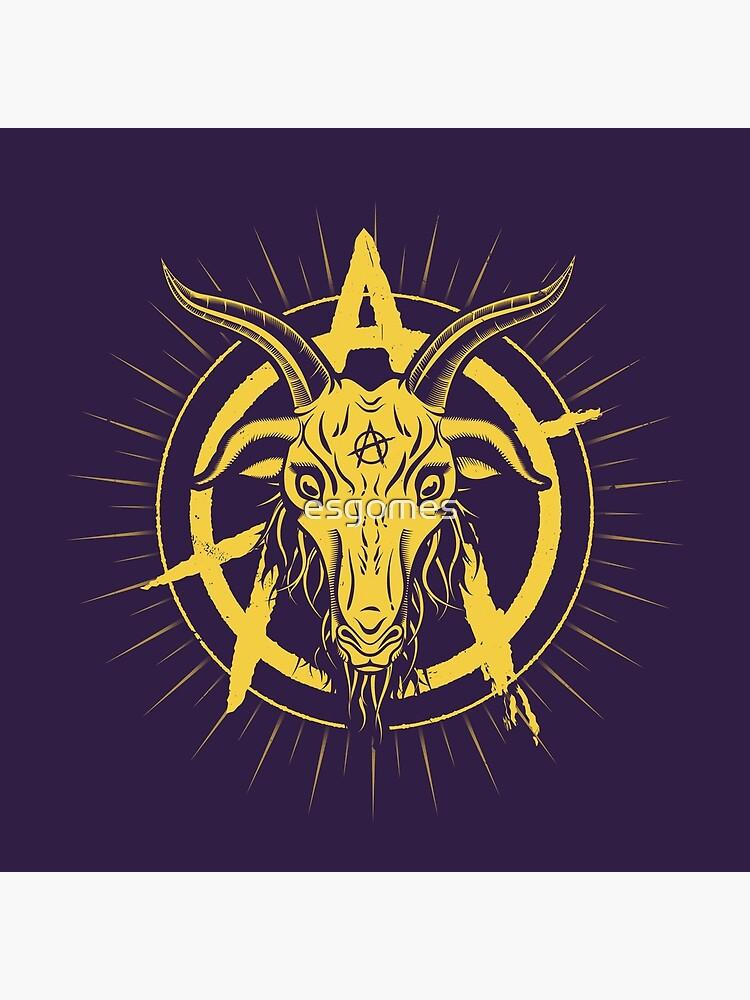 The Anti-Anarchrist by esgomes