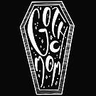 Goth Mom by kaiteartwork