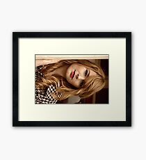 Picture Perfect - Boadicea  Framed Print