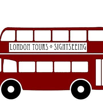 «Bus de Londres» par AleCampa