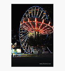 Carnival Photographic Print