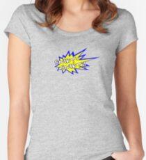 Snikt-snikt Women's Fitted Scoop T-Shirt