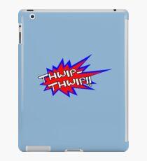 Thwip-thwip iPad Case/Skin