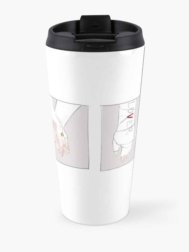 Alternate view of maybe in another life Travel Mug