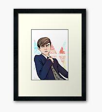 Harry Osborn Framed Print