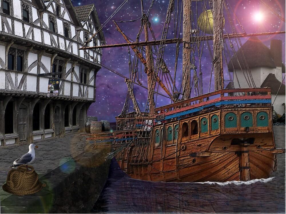 Harbour Nights by Susie Hawkins