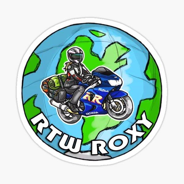 RTW Roxy Sticker