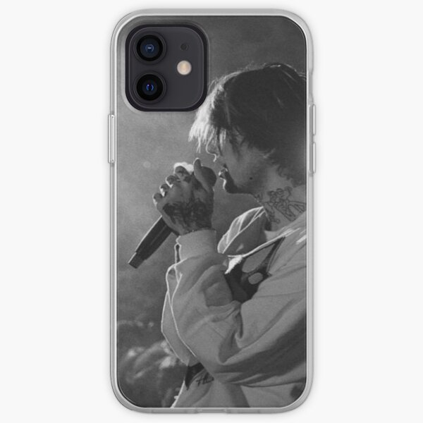 Lil Peep Performance iPhone Soft Case